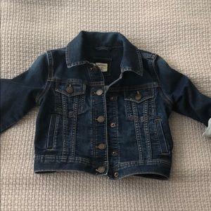 Gap kids Jeans jacket